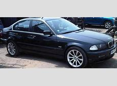 BMW 3 series 320i 2000 Auto images and Specification