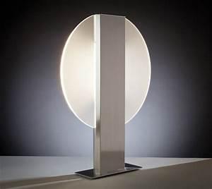 Lampe En Pierre : lampe poser led pierre lota ~ Teatrodelosmanantiales.com Idées de Décoration