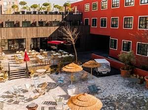 Mob Hotel Paris : mob le nouvel h tel le plus cool de paris est saint ouen ~ Zukunftsfamilie.com Idées de Décoration