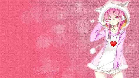Pink Anime Wallpaper - pink wallpapers for wallpapersafari
