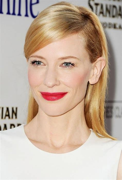age beautiful hair color directions cate blanchett hair color hair colar and cut style
