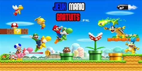 jeux de cuisine gratuit sur jeux info jeux de mario mario flash