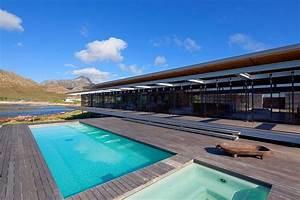 Rooiels Beach House En Afrique Du Sud Par Le Studio