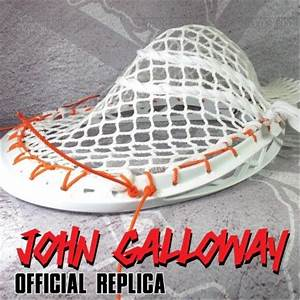 LacrosseUnlimited Featured John Galloway ficial Replica
