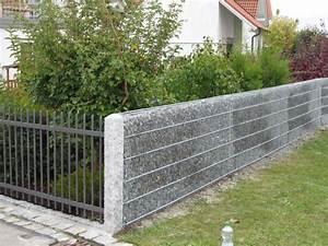 Gartenzaun Aus Stein : gartenzaun zeigt her eure z une ~ Lizthompson.info Haus und Dekorationen