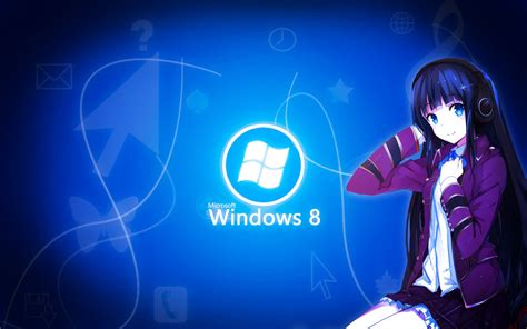Anime Live Wallpaper Windows 7 - windows anime wallpaper wallpapersafari