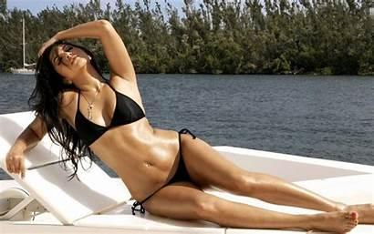 Sunny Leone Bikini Canadian Swimsuit Beach Wallpapers
