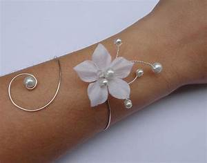 les 25 meilleures idees de la categorie bracelet de fleurs With bracelet de mariage
