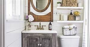 Small Master Bathroom Makeover on a Budget Toilets, 2