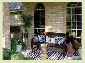Outdoor Decor 14 Casual Comfy Front Porch Idea Huffpost Sun Porch Designs Patio Designs