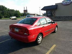 2000 Ford Focus Lx 4 Stick
