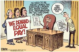 Hey Obama! What was that crap about WH Equal Pay for Women ...