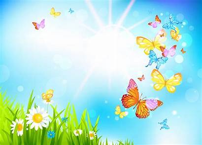 Chat Spring Background Butterflies Backgrounds Graphics Chaturbate