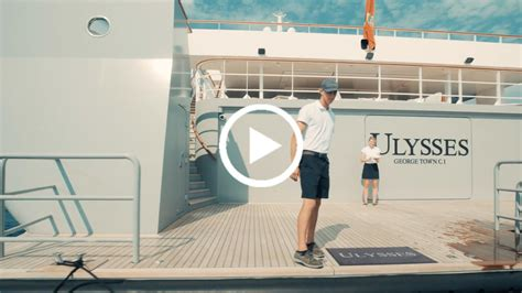 video life  board  explorer yacht ulysses boat