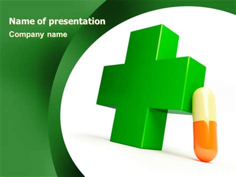 pharmacy powerpoint template backgrounds
