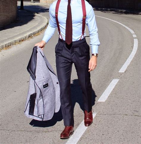 Men Suits With Suspenders22 Mens Suits Tips