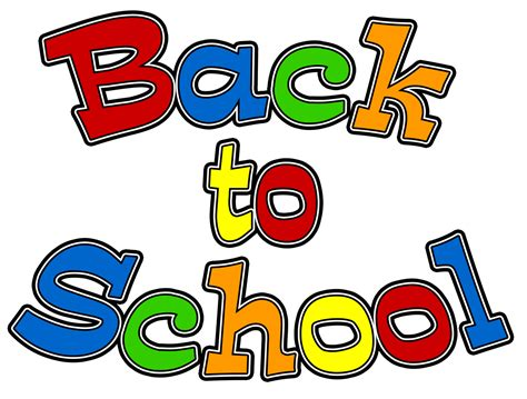 school clipart welcome back to school clipart 101 clip