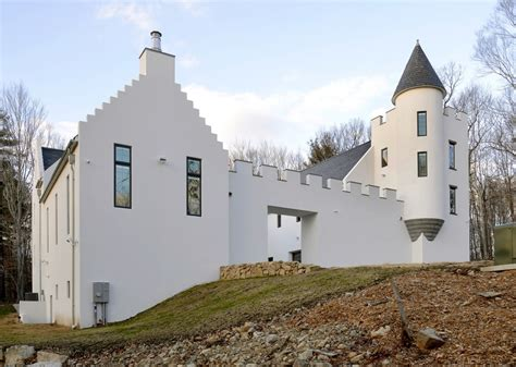 fresh castle style houses buildblock icf castle in connecticut