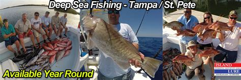Charter Boat Fishing St Petersburg Fl by Sea Fishing Charters Ta Fl Fishing Charters St
