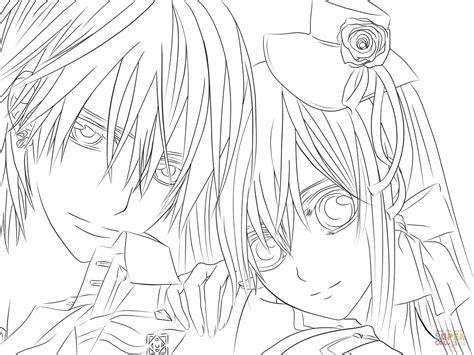 Yuki & Zero De Vampire Knight