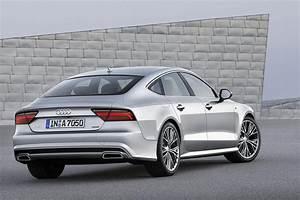 Audi S7 Sportback : audi a7 s7 sportback facelift revealed performancedrive ~ Medecine-chirurgie-esthetiques.com Avis de Voitures