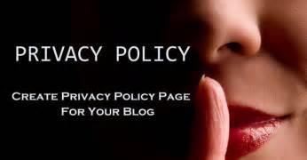 Cara Membuat Halaman Kebijakan Privasi Blog Tips Dan