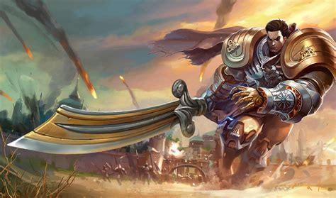 Warring Kingdoms Garen