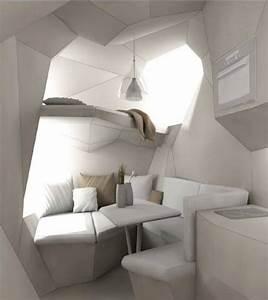 Futuristic interior design. 20+ ideas