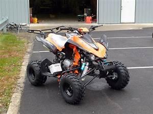 250cc Rapidity Racing Quad Atv Atvs