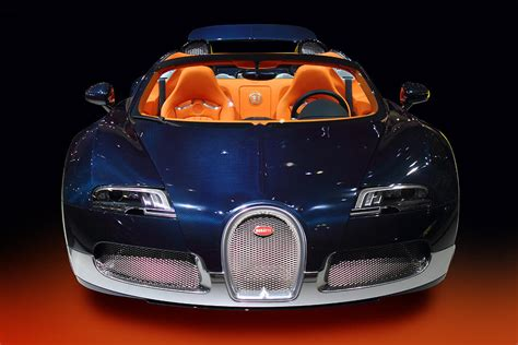Bugatti Luxury Sport Car Photograph By Radoslav Nedelchev