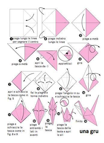origami per bambini fiori origami la gru lifestyle minimalista origami