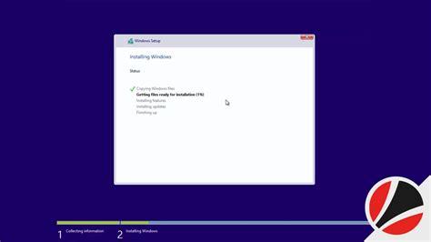 شرح تثبيت ويندوز Windows 10 Youtube