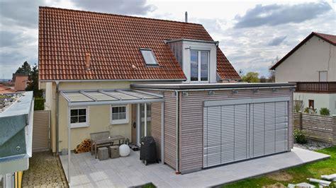 Terrasse Nachträglich Anbauen by Terrasse Auf Anbau