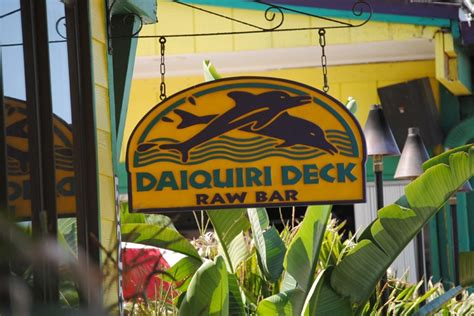 daiquiri deck siesta key fl beach life pinterest