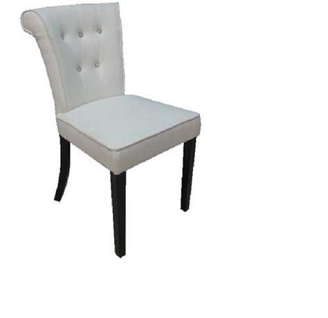 white velvet modern button style fabric