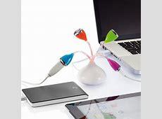 Multiprise USB Fleur Ideecadeaufr