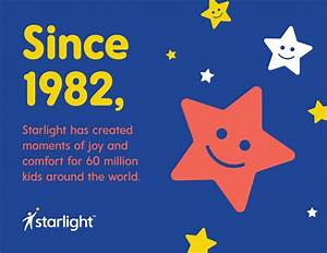 Brand New: New Logo and Identity for Starlight Children's ...