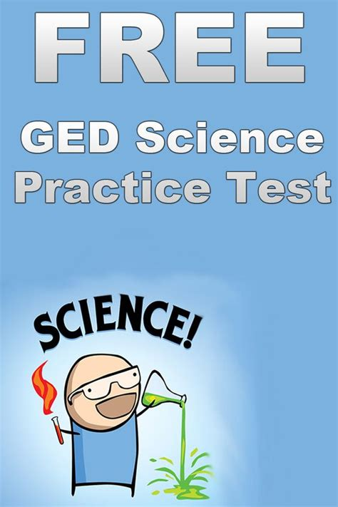 Free Ged Science Practice Test Httpwwwmometrixcom