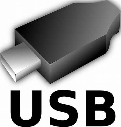 Input Usb Output Clipart Clip Plug 3d
