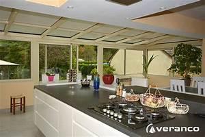 Prix D Une Veranda : veranda cuisine ~ Dallasstarsshop.com Idées de Décoration