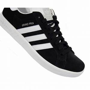 Grand Prix Originals : adidas originals grand prix black mens shoes from attic ~ Jslefanu.com Haus und Dekorationen