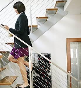 Antidérapant Pour Des Escaliers Extérieurs : poser un antid rapant dans l 39 escalier marie claire ~ Melissatoandfro.com Idées de Décoration