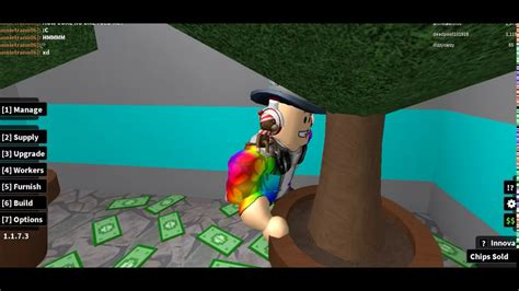 roblox retail tycoon     money tree youtube