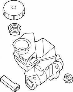 Nissan Maxima Brake Master Cylinder  Brakes