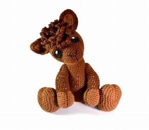 Amigurumi Alpaca Pattern - Alfie Crochet pattern by