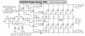 1000w Mosfet Legend Stage Master Mk2