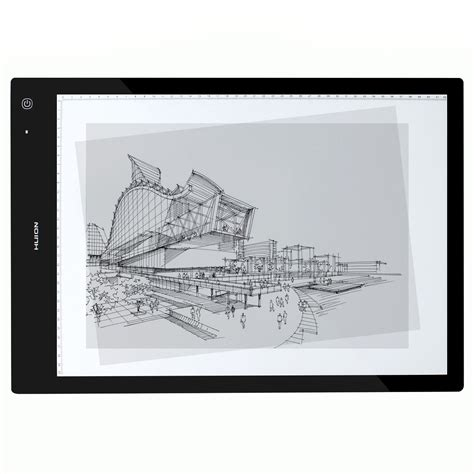 huion lb battery tracing board  images  price