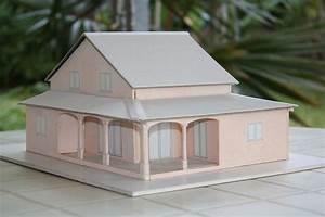 comment faire une maison en carton cheap comment faire With maquette d une maison 13 ossature bois