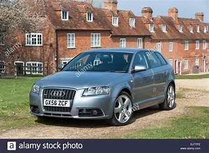 2006 Audi A3 Sportback S-line Stock Photo  Royalty Free Image  80080730