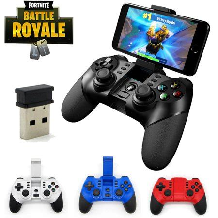 fortnite controller professional ninja gaming joystick